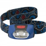 Black Diamond Kinder Stirnlampe Wiz blau