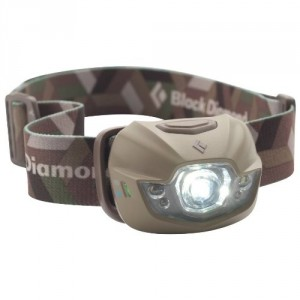 Black Diamond Spot Strinlampe Covert Green
