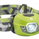 Black Diamond Spot Strinlampe lime green