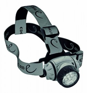 Edelrid Stirnlampe 7 LED pebbles