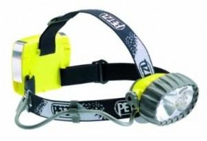 Petzl Duo LED 5 Strinlampe